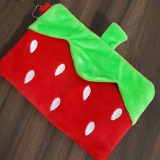 STRAWBERRY Multipurpose Pouch