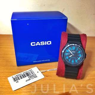 Casio Black Watch