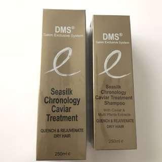 Seasilk Chronology Caviar Treatment Shampoo & Masque