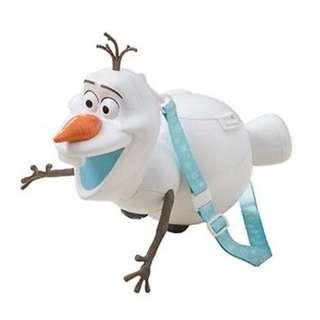 Disney Flozen olaf 爆谷筒