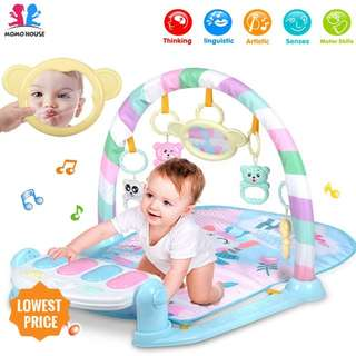Baby Gym Activity Playmat