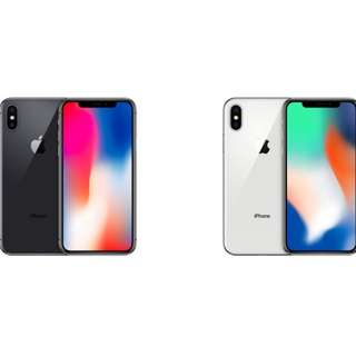 Iphone X and MacBook Pro 2016 13 Inch Trade