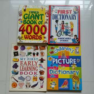 Children's Books Dictionary