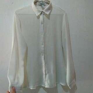 Forever21 White Shirt