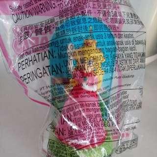 麥當勞開心樂園餐玩具-Princess Peach