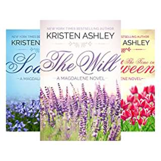 The Magdalene Series (3 Book Series) BY Kristen Ashley (or buy individually)