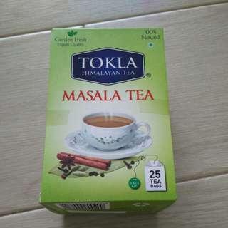 Tokla Himalayan tea