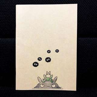BN Totoro notebook a5