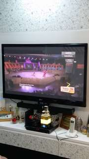 "55"" LG Plasma TV For Sale."