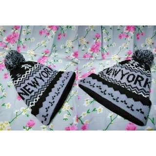 New York Beani hat