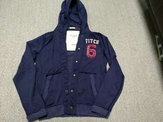 A & F, vintage jacket, Size L, 80% new