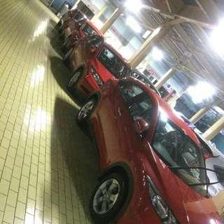 Honda HRV 1.5 E CVT WARNA MERAH DISKON CUCI GUDANG!!!