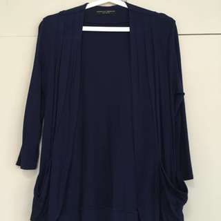 Dorothy Perkins Dark Blue Cardigan