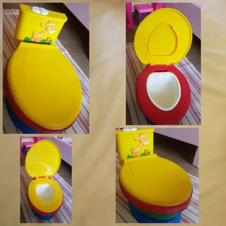 Baby one Kraf-potty with music