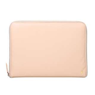 Typo Pink Buffalo Laptop Case 13 Inch