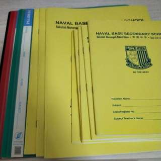 Naval Base sec notebook and file
