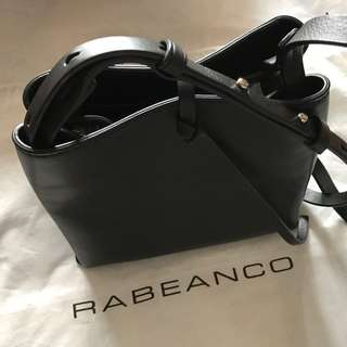Rabeanco Leather Bag (new)