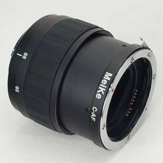 Zoom Automatic Macro Extension Tube for Canon EOS camera