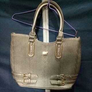 Kimbel Gray Shoulder Bag