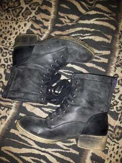 Boots shoes combat - Maddens