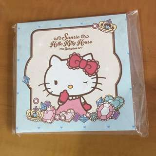 Hello Kitty Notepad
