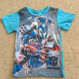 Transformers t shirt