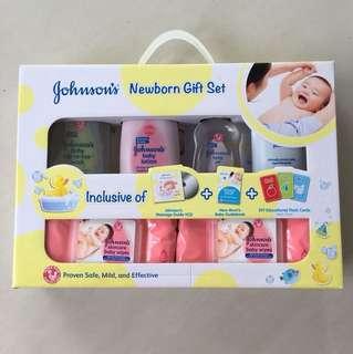 Johnson's Newborn Gift Set