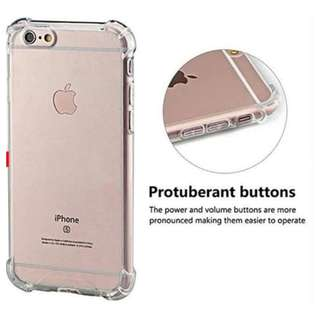 Case Anti Shock / Anti Crack Softcase Iphone 6/6s 4,7""