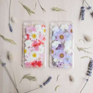 Real Flower Iphone Case