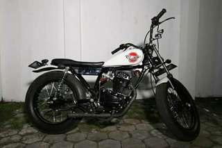 japstyle honda gl 100