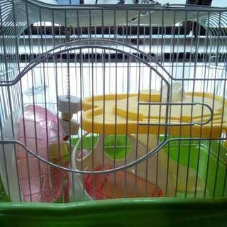 Hamster 🐹 cage