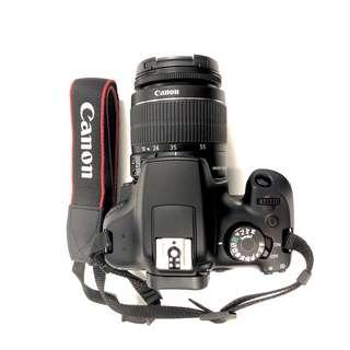 DSLR - CANON EOS 1300D (T6)