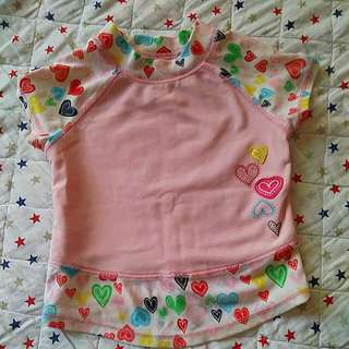 Authentic OLD NAVY swimming top