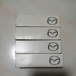 Mazda spark plugs (BPY118110)