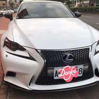 IS300h 2014 Lexus凌志