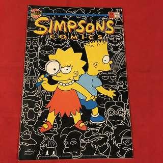 The Simpsons #3 #27 #7 #14 Flip Books #comics #bongo