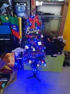 聖誕樹連LED 燈飾 - 慈善用途免費 只限東涌交收