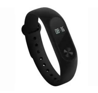 Original Xiaomi Mi Band 2 Heart Rate Monitor Smart Wristband With OLED Display Android IOS BLACK