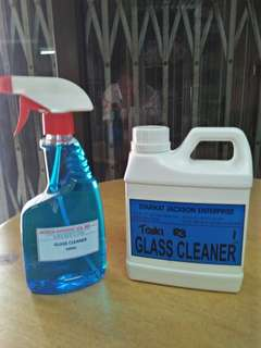 Professiona glass cleaner Take Brand