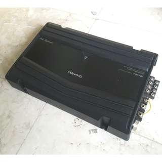 Kenwood Kac Hqr 8400 car amp