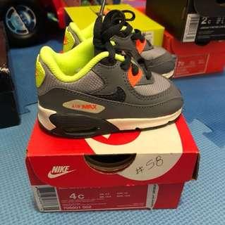 Nike Air Max 90 Size 4c