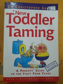 Books about toddlers