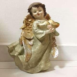 WTS angel figurine