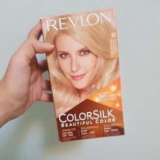 (Giving away) Relvon Ash Blonde Hair Dye