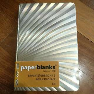 Paperblanks Cadence Lined Notebook
