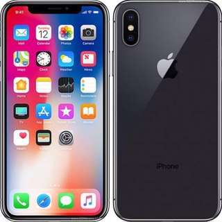 New iPhone X 256gb