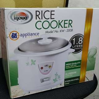 Kyowa 1.8L Rice Cooker