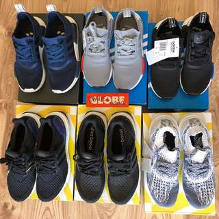 All for sale ! Cheap Adidas ub & nmd US6-7 bae sizes