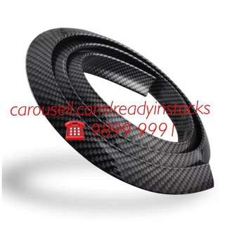 Toyota Hiace - Nissan NV200 - Nissan NV350 - Universal Rubber Wheel Fender / Nissan Accessories