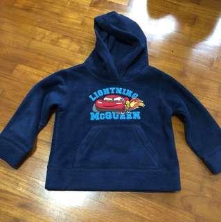 Kids Sweater disney pullover XXS lightning mcqueen